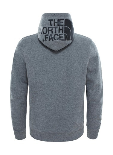 The North Face Seasonal Drew Peak Erkek Sweatshirt Gri Gri